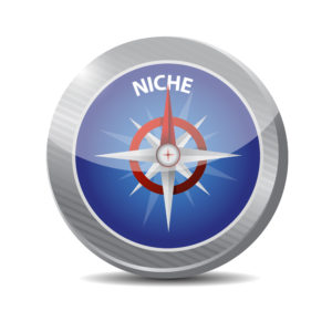 Finding Your Niche Clue #3: Shift Fifteen Degrees to the Right